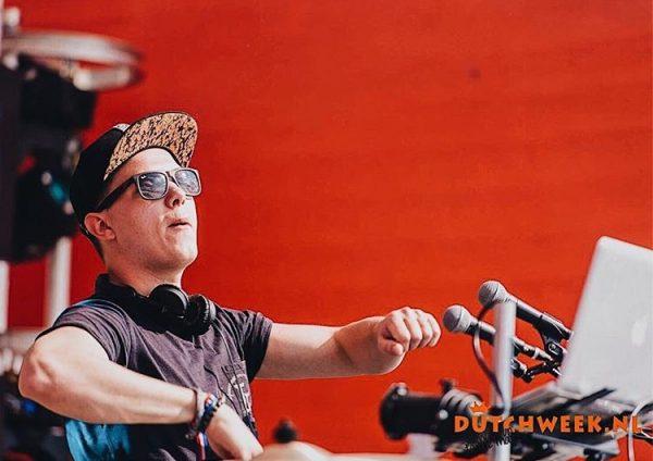 Zwart Kurk Suede Uil Snapback Cap Silque Dutchweek DJ