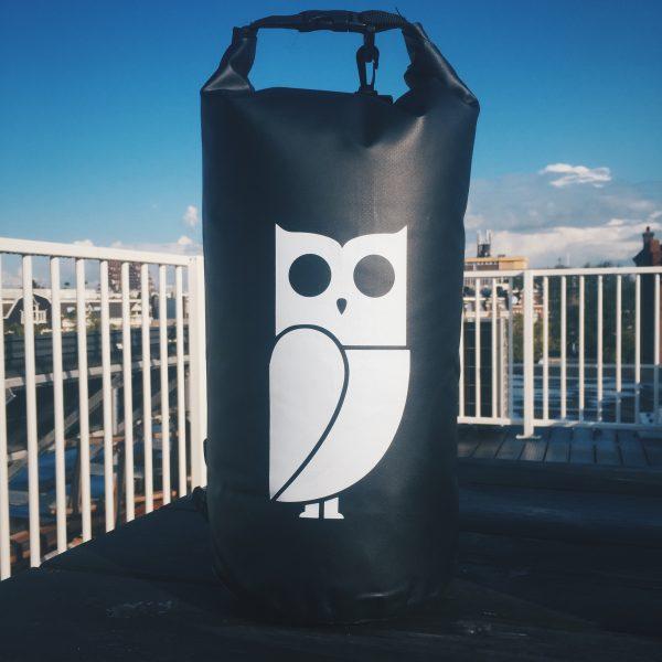 Zwarte Uil Drybag Tas Dakterras