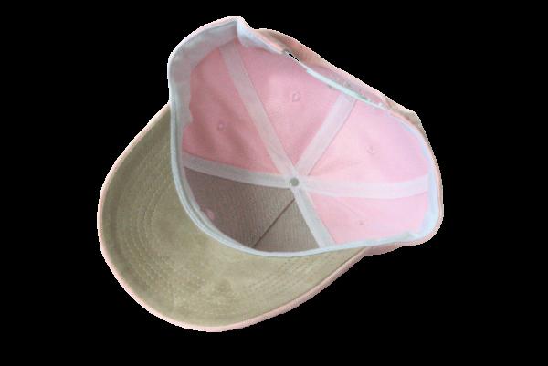 Veryus Roze pet kopen baseball stijl Pink Espirito Santo